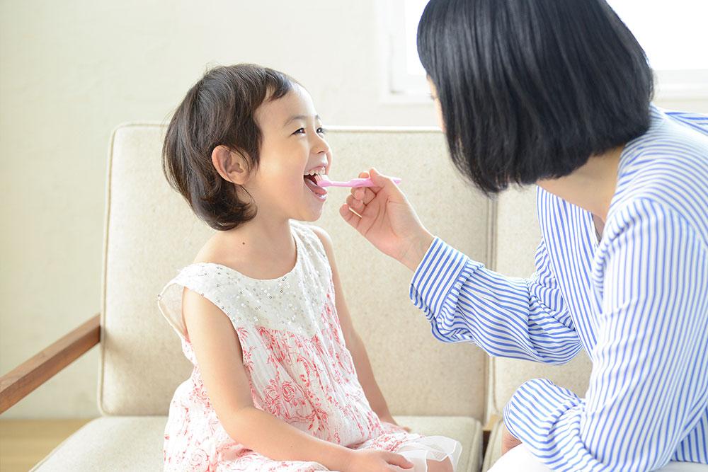 クリスタルミツル歯科 虫歯治療 乳歯