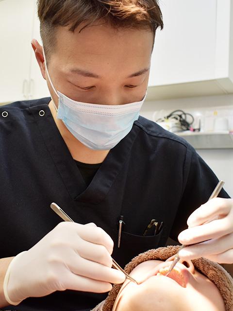 クリスタルミツル歯科 歯科医院であることを忘れさせるおもてなしを