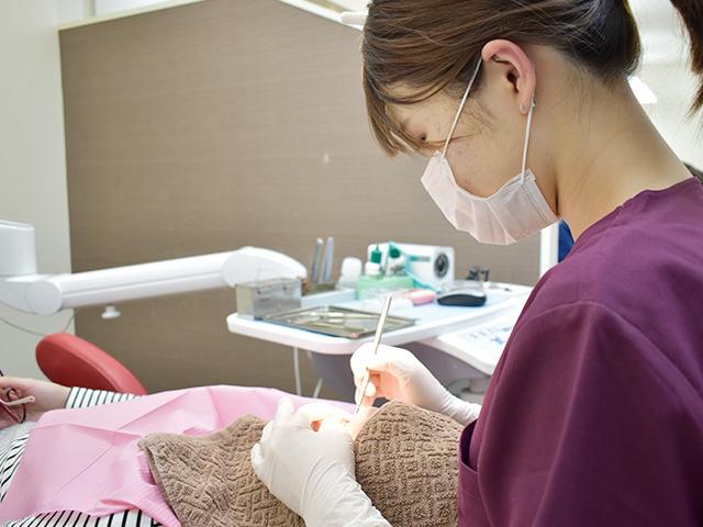クリスタルミツル歯科 診療内容が幅広いのは、目の前にいる患者さまのため