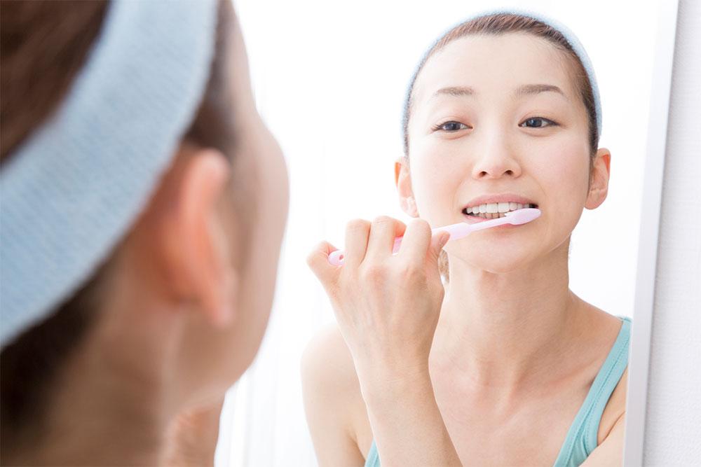 クリスタルミツル歯科 予防歯科 ブラッシング