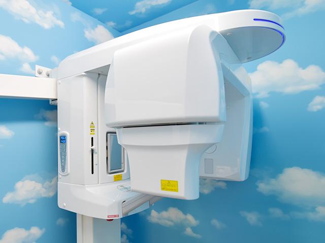 クリスタルミツル歯科 歯科用CT