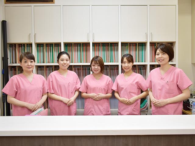 クリスタルミツル歯科 歯科助手