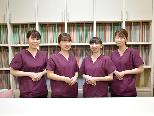 クリスタルミツル歯科 歯科衛生士
